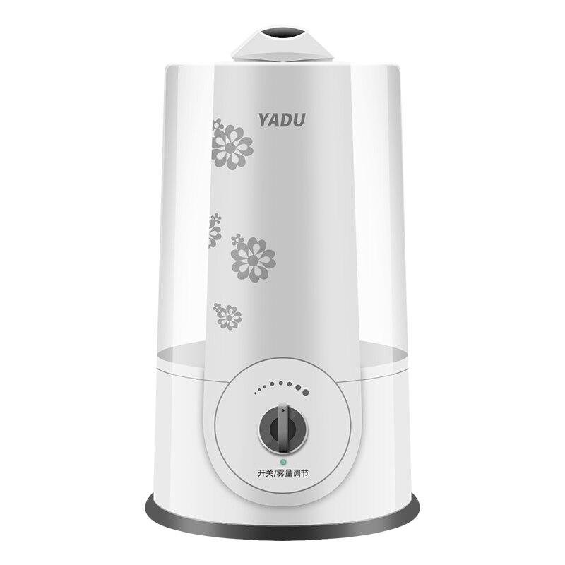 Air Humidifier Rumah Kamar Tidur Kantor Kecil Desktop Kapasitas Tinggi Bisu Mini Humidifikasi Cepat Efisien Menyegarkan