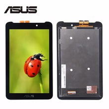 7.0 pulgadas para ASUS Fonepad ME170 FE170CG K012 FE7010CG k017 Pantalla LCD con Pantalla Táctil Digitalizador Asamblea Piezas Del Sensor