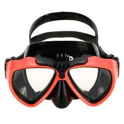 1 шт. маска для подводного плавания для взрослых подводное плавание дайвинг закаленное стекло Спортивная маска для воды очки с чехлом