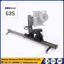 2017 New ASXMOV-G3s Aluminum Multi-axis Timelapse camera slider Photography Video Slider film shooting equipment
