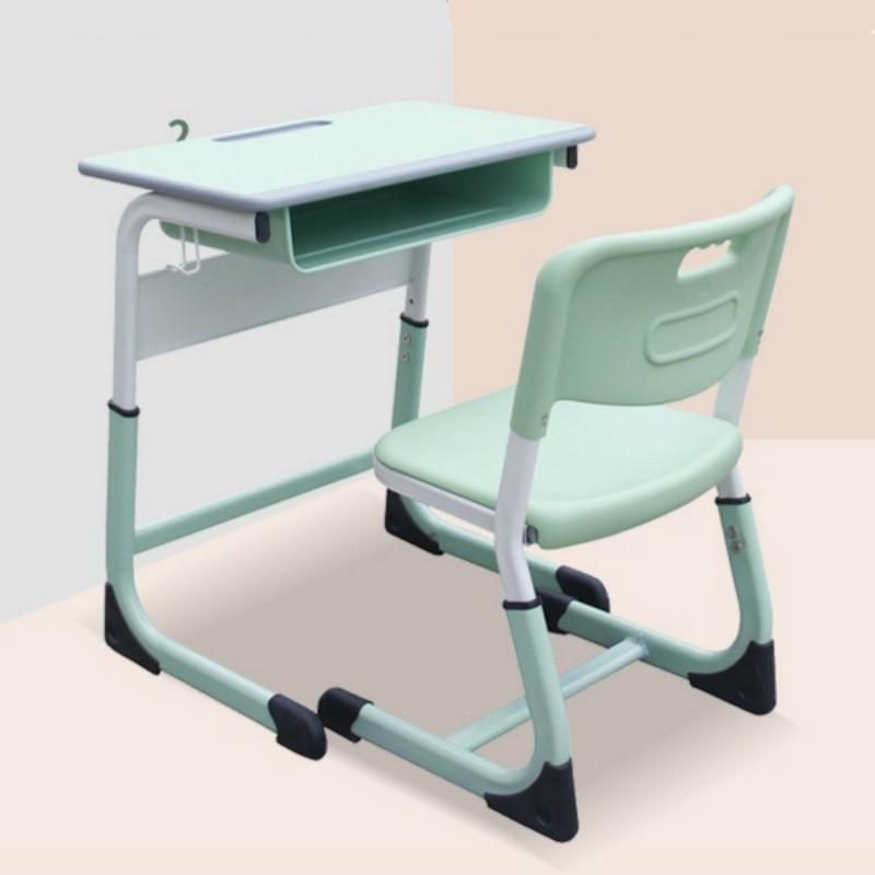 Детский стол для обучения, регулируемый стол, домашний класс, школа, консультационный класс, один стол, напрямую с мебельной фабрики