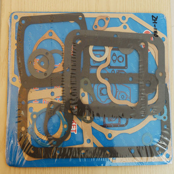 Free Shipping Diesel engine S1110 S1115 ZS1110 ZH1110 A full set of Gasket suit for Changchai Changfa Jiangdong and so on