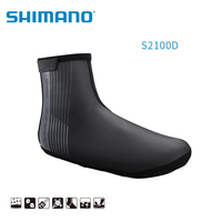 Sport Shoe Cover S2100D Clothing Overshoe With BCF And PU Coating MTB Shoe Cover