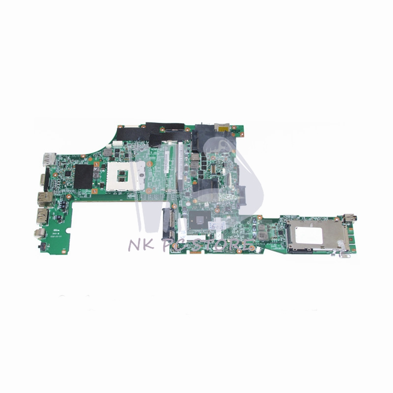 FRU 63Y1499 Notebook PC System board For Lenovo thinkpad T510 T510I Main Board / Motherboard 15 inch QM57 DDR3 48.4CU03.031 6870qya007g 6871qyh012a lg40sd4 y main board