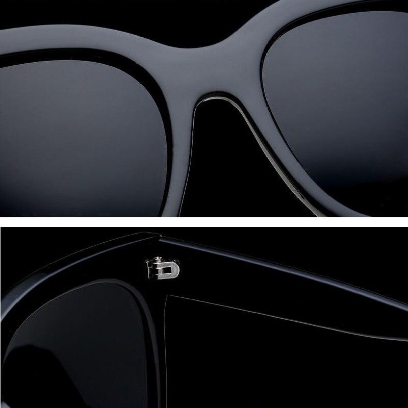 CZJSQDD F017 Mode Sonnenbrillen Frauen Männer Cateye Quadratischen ...