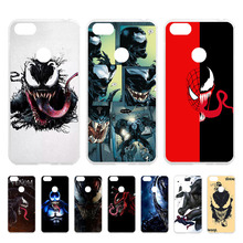 Venom Soft Case For Lenovo A5 Silicon TPU Phone Back Cover for L18011 A 5 Bumper Fundas Capa