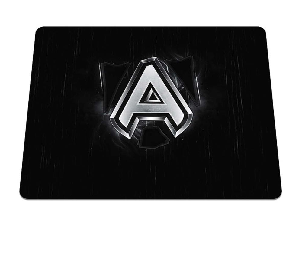 New Brand alliance dota 2 logo Background High quality Best Durable Gaming Optical Anti-slip Mouse Mat Computer Desktop Pad
