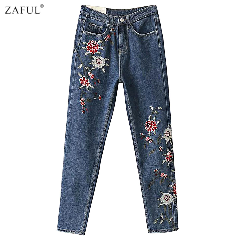Popular Jeans Embroidered-Buy Cheap Jeans Embroidered Lots From China Jeans Embroidered ...