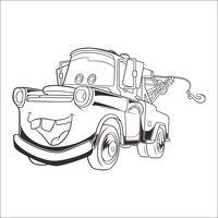 CHM Car mobilization comics and animation Sticker Logo Decal Vinyl Wall Decals Quadro Parede Decor Mural Sticker