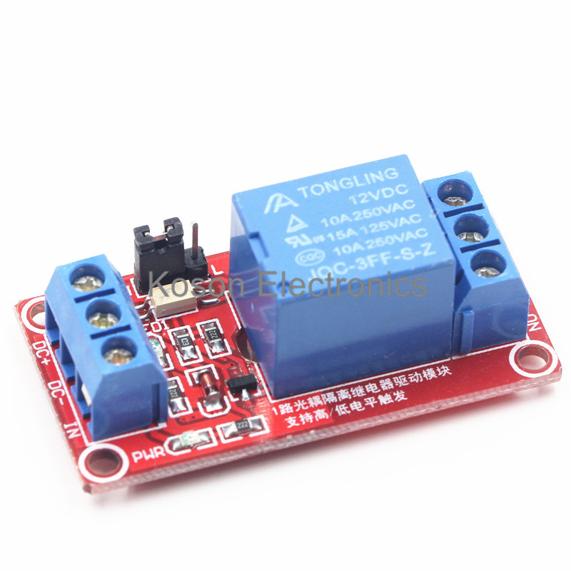 12V One 1 Channel Relay Module Board Shield with optocoupler Support High and Low Level Trigger simcom 5360 module 3g modem bulk sms sending and receiving simcom 3g module support imei change