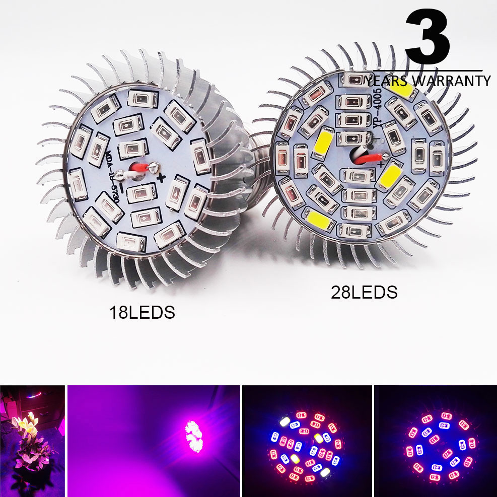 cultivoled Hydroponic growing for flower grow plant LED spectrum US2 Grow 30OFF plants light E27 17 in Full lamplampara led lamp LED Grow Grow 35L4ARjq