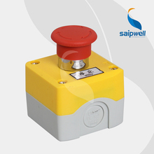 New Emergency Stop Push Button Switch Box/Button Control Station Switch Box 68*68*54mm (SP-A001)