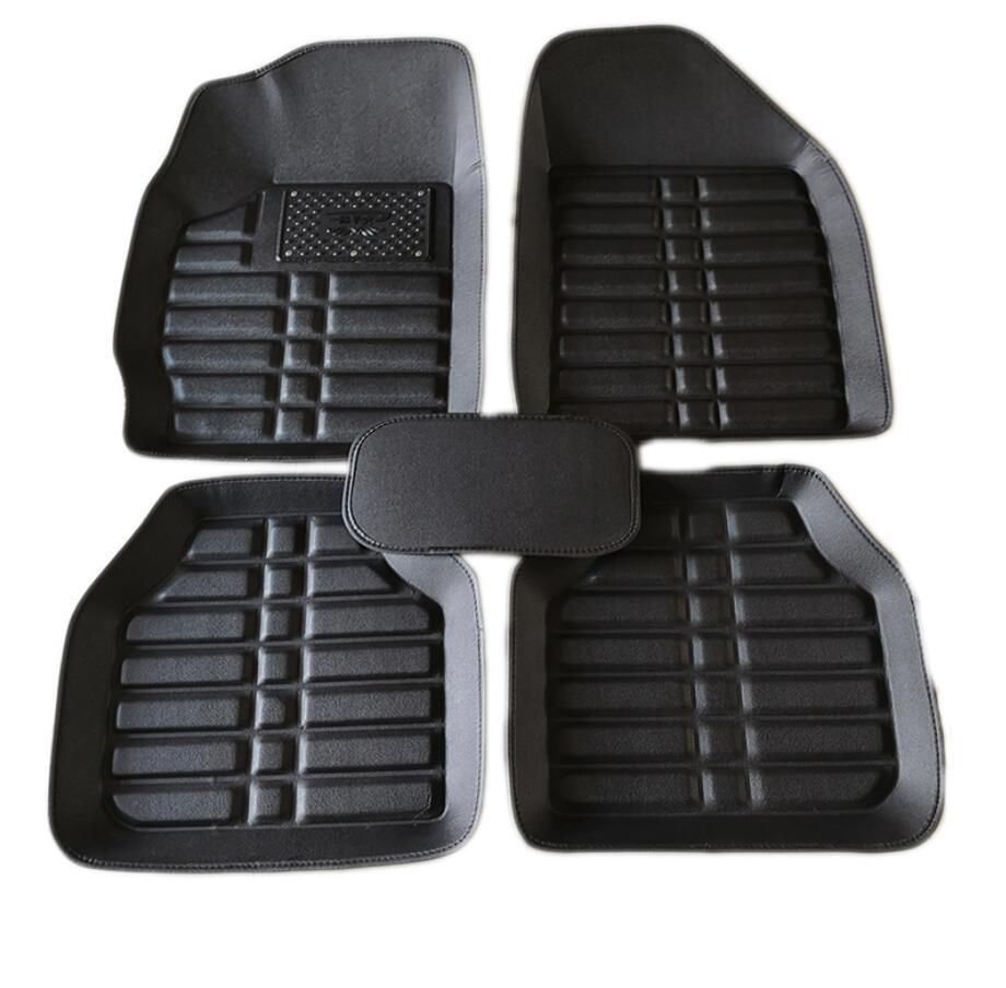 Universal car floor mat For Renault Clio Megane Captur Scenic Laguna Twingo Fluence Koleos car matsUniversal car floor mat For Renault Clio Megane Captur Scenic Laguna Twingo Fluence Koleos car mats