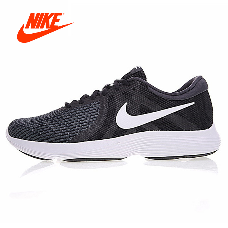 Original New Arrival Authentic Nike 2018 Spring New Men's Cushioning Mesh  Lightweight Sports Running Shoes Outdoor