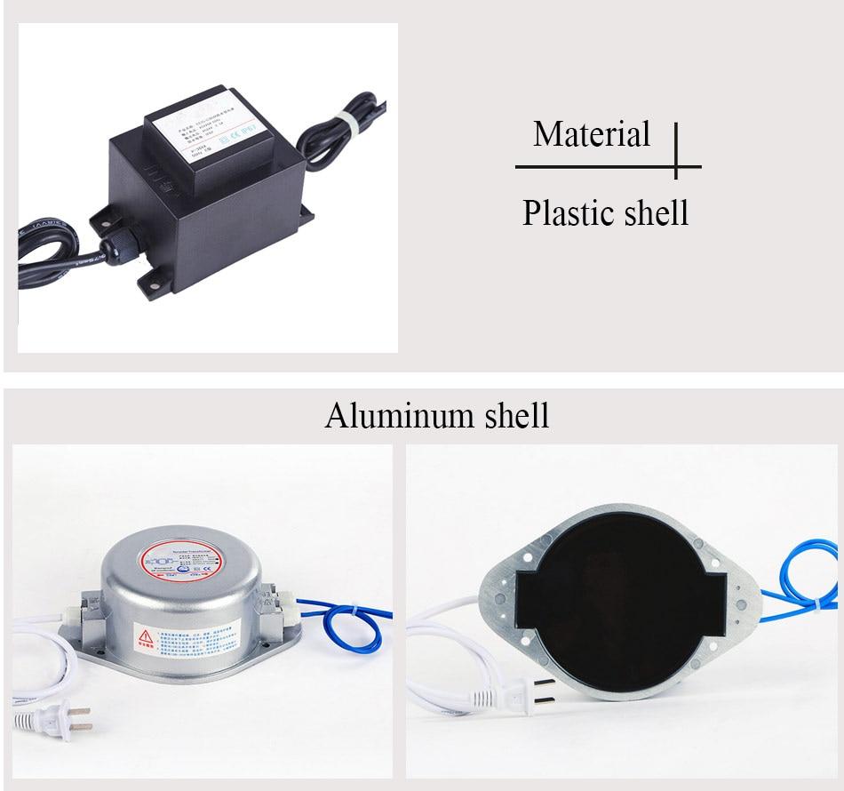 HOTOOK AC 12V napajanje IP67 vodootporni podvodni LED drajver 60W - Različiti rasvjetni pribor - Foto 6
