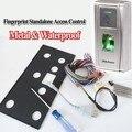 Hebrew language Metal Waterproof MA300 Fingerprint Biometric Access &Attendance Biometric Access Control recording machine