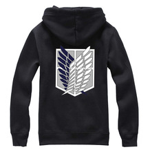 Attack on Titan Logo Hoodie