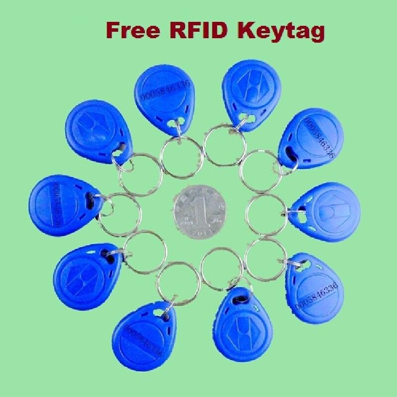 50pcs/Lot Proximity EM / ID RFID 125khz Smart ID Tag Fobs Hotel keyfob Key Tags Access Control System High Quality turck proximity switch bi2 g12sk an6x