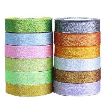 (25 yards/lotto) (20/25/40 millimetri) nastro colorato Di Natale packaging di alta-qualità del grado piazze nastri