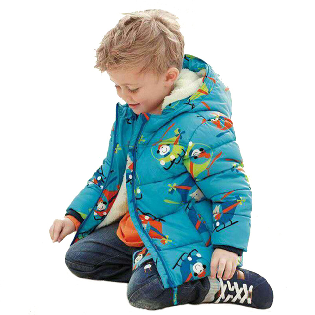 Aliexpress.com : Buy 2015 New Baby Down Jacket Cotton Boys