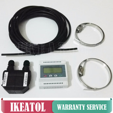 TDS-100M Ultrasonic Flowmeters DN50-700mm Digital Portable Flow Meter with M2 transducer