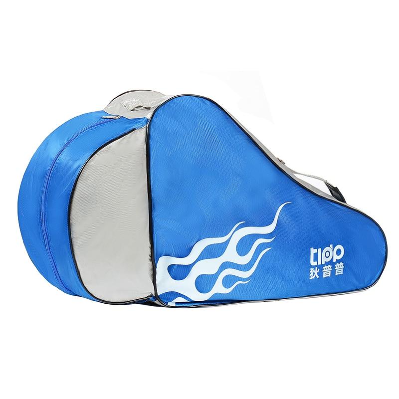 Professional Roller Skating Bag Waterproof Roller Ice Skate Shoes Handbag Roller Skates Cover Storage Bag Skating Accessories