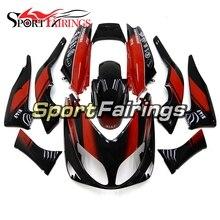 Sportbike Carenagem Kits Para Yamaha TMAX XP500 T-MAX 2001-2007 Ano 01 02 03 04 05 06 07 Carenagem Carroçaria ABS Spoilers Preto vermelho