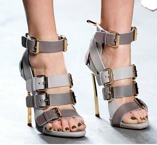 Green High Heel Sandals Promotion-Shop for Promotional Green High ...