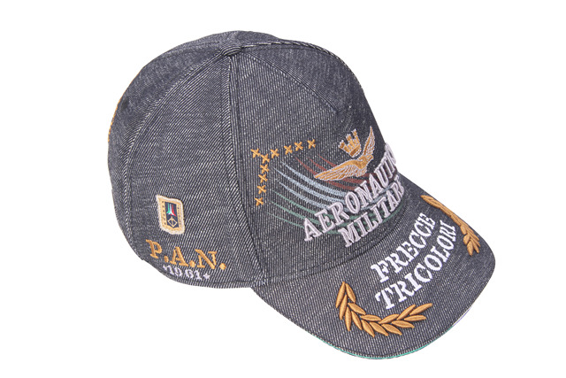 b3def80b3c2 AERONAUTICA MILITARE Spring Cotton Cap Baseball Cap Snapback Hat Summer Cap  Hip Hop Fitted Cap Hats For Men Women