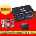 Hot! caixa caixa E-MATE Emate E-Tomada 6 em 1 Sem solda BGA169E BGA162 BGA221 apoio EASYJTAG GPG EMMC ATF BOX free & fast ship
