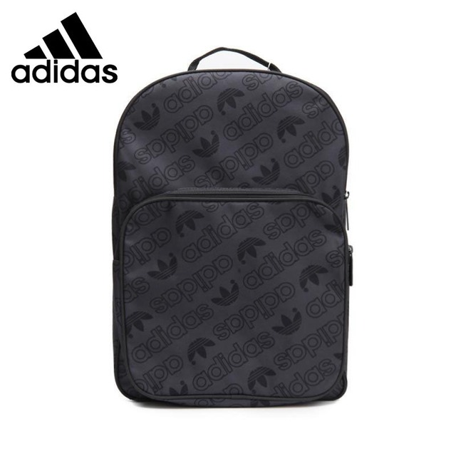 d9801fb5f69a Original New Arrival 2018 Adidas Originals CLASSIC BP TREF Unisex Backpacks  Sports Bags-in Training Bags from Sports   Entertainment on Aliexpress.com  ...