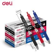 Гелевые ручки 3 шт 05 мм офисные принадлежности гелевые для