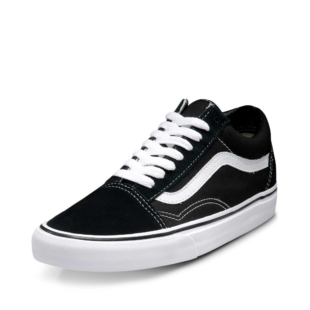 2a51ac49f0 Original Vans Old Skool low top CLASSICS Unisex MEN S   WOWEN S  Skateboarding Shoes Sports canvas Shoes Sneakers free shipping-in  Skateboarding from Sports ...