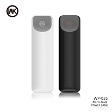 WKDESIGN Mini Power Bank Portable Charger Powerbank
