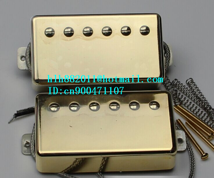 free shipping new  electric guitar pickup in gold made in South Korea ART-28 free shipping new electric guitar jade tuning peg in gold guitar button wj44 n22