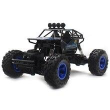 4Wd 1:16 חשמלי Rc רכב Rock Crawler שלט רחוק צעצוע מכוניות על רדיו נשלט 4X4 כונן מחוץ לכביש צעצועי לבנים ילדים Gi