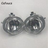 Cafoucs Car Front Bumper Fog Lights Fog Lamp Include Light Bulb For Mazda 5 6 3