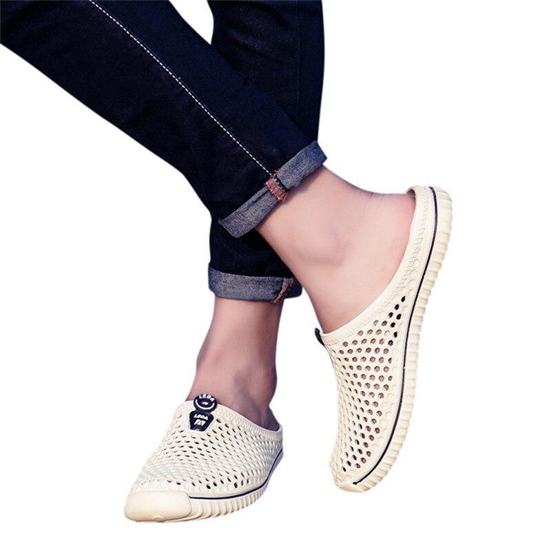SAGACE Men Women Unisex Classic Casual Shoes Couple Beach Sandal Flip Flops Shoes Sandals Men Sapato Masculino Chinelo 2018 стоимость