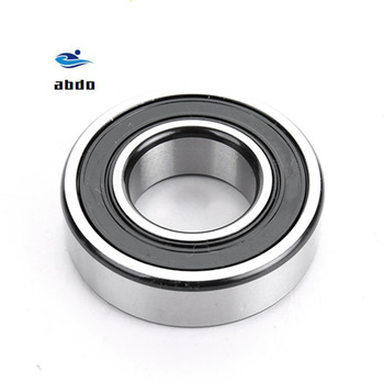 10PCS High quality ABEC-5 6001-2RS 6001 2RS 6001RS 6001 RS 180101 RS 12x28x8 mm Rubber seal Deep Groove Ball Bearing 6001-2RSH image
