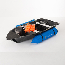 цены на High Polymer Folding Boats Portable Rowing Boats Outdoor Water Skiing Fishing Boats Durable Collision Avoidance Folding Boats  в интернет-магазинах