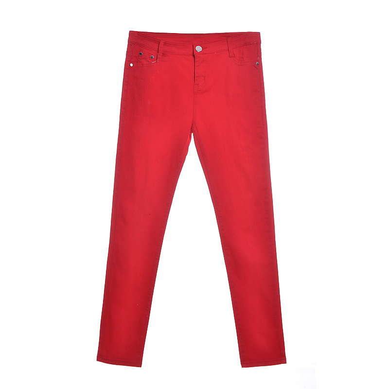 HEE-GRAND-Women-s-Candy-Pants-2018-Pencil-Jeans-Ladies-Trousers-Mid-Waist-Full-Length-Zipper (2)