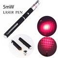Dispositivo de caça Mira laser red light laser pointer flashlight (sem pilhas) 5 mW 532nm Laser Pointer estrelas 500 metros