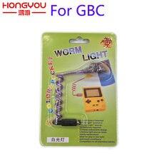 Luz sem fim lâmpadas led iluminação para nintendo gbc gbp para gameboy cor