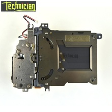 7D Shutter Assembly Group With  Curtain  Blade Unit Camera Replacement Parts For Canon fusing heating assembly use for canon d323 d383 232 383 fuser assembly unit