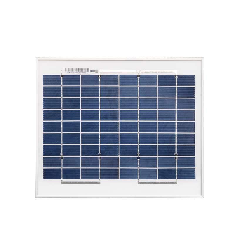 Mini Solar Panel Kit Placa Solar 10W 12V PWM Solar Charge Controller 10A 12V/24V Z Bracket 1 M RV Home Solar Power System