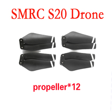SMRC S20 Spare Parts 4 PCS Propeller RC Propellers for Drone Wifi FPV Quadcopter