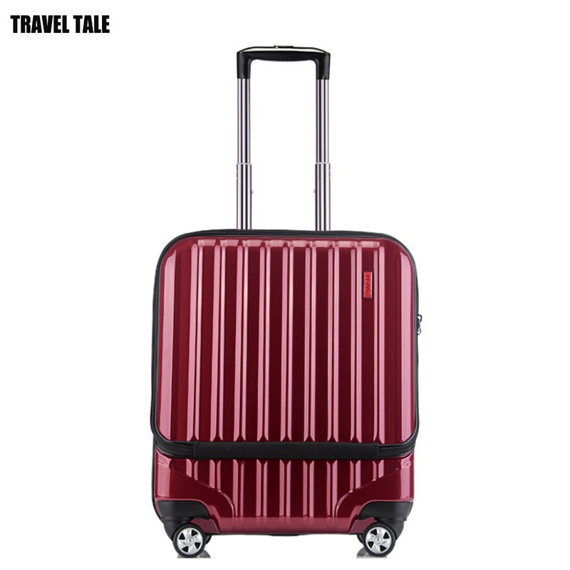 Travel Tale 19 Quot Inch Men And Women Carry On Laptop Small