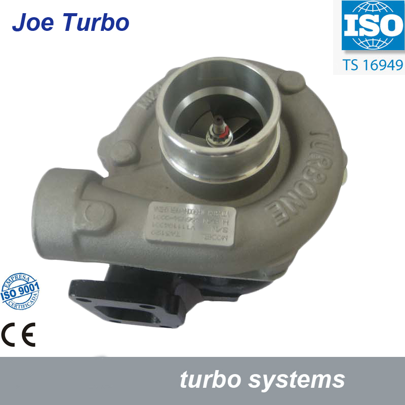 Turbo TA3120 466854-0001 466854-5001 S 466854 2674A394 Turbocompresseur Pour Perkins G.R. Camion 1988-2001 Divers T4-40 T4.40 JCB 4.0L