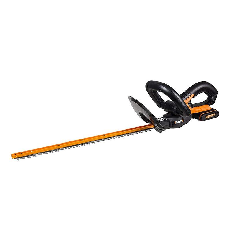 Beroemd WORX WG259E elektrische heggenschaar met Powershare Batterij NE27