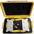Fibra Óptica Caixa De Lançamento, Single Mode 62.5/125 1 KM, FC UPC conectores trabalhar com a série OTDR teste cabo de extensão Frete grátis